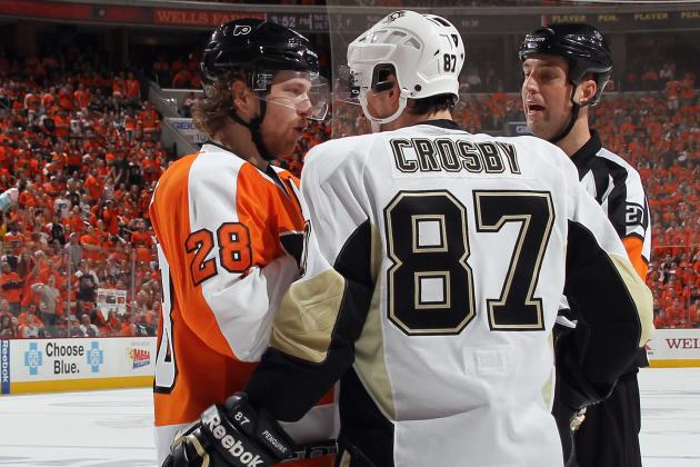 Video: NBC Makes Blatant Error, Says Pens Beat Flyers
