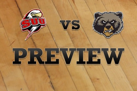 Southern Utah vs. Montana: Full Game Preview