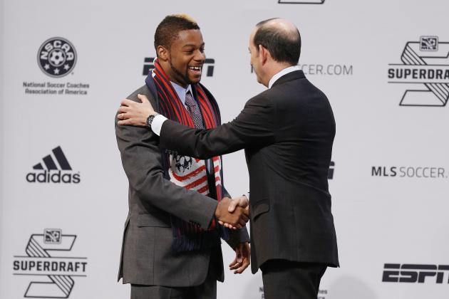 Andrew Farrell: Everything You Need to Know About the Top Pick in the MLS Draft