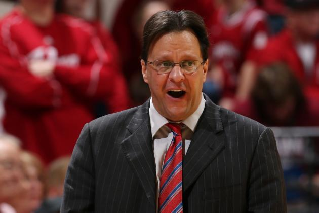 HD Video: Tom Crean Reacts to Loss to Wisconsin