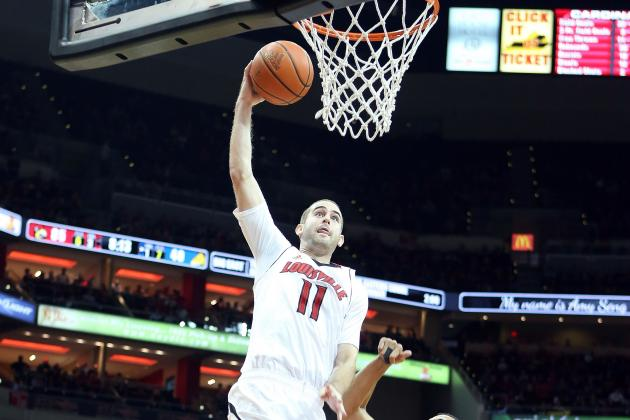 Louisville Seems to Be Taking No. 1 Ranking in Stride