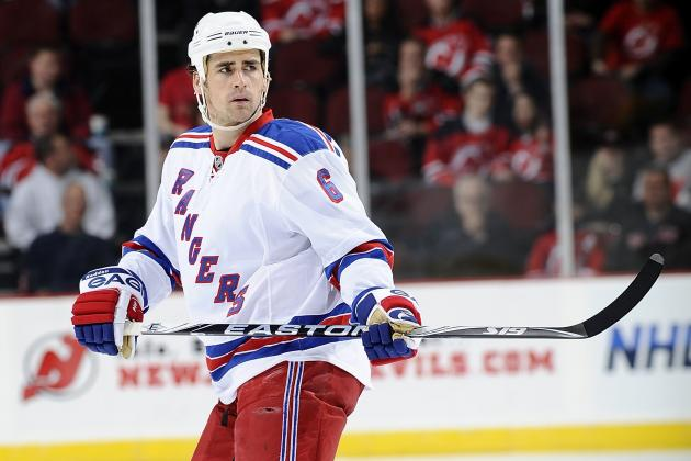 Report: Scott Gomez, Wade Redden Clear Waivers