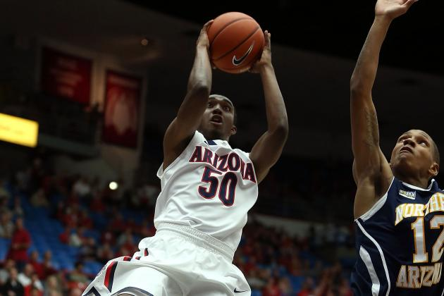 Arizona Basketball: Walk-on with a Voice