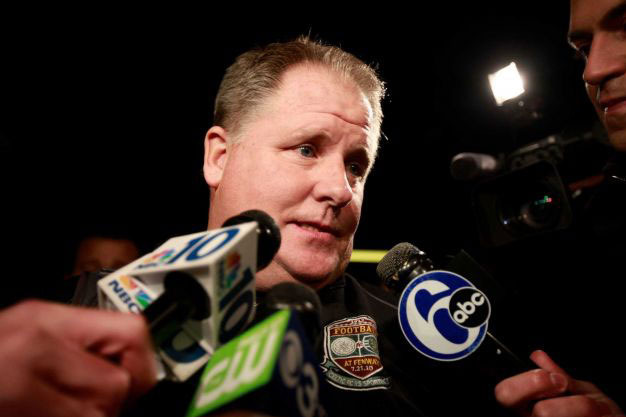 Chip Kelly Can Save the Philadelphia Eagles