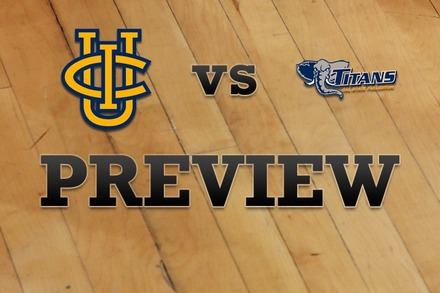 UC Irvine vs. Cal State Fullerton: Full Game Preview