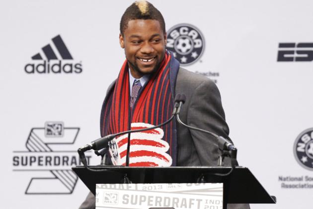 MLS SuperDraft 2013: Complete Round-by-Round Results and Analysis