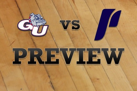 Gonzaga vs. Portland: Full Game Preview