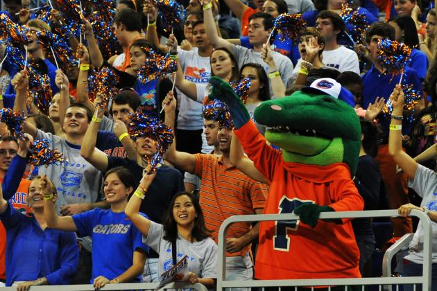 Rowdy Reptiles Nominated for Naismith Student Section of the Year