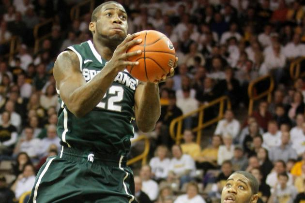 Tom Izzo: Spartan Roommates' Fight Was Over Practice Gear