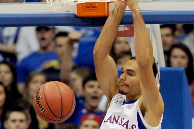 KU Freshman Ellis Settling In; McLemore to Practice Today