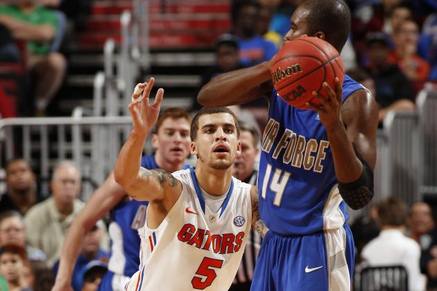 Wilbekin Gladly Accepts Role as Defensive Stopper as Gators Head to Texas A&M