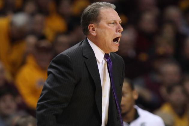 Ball Screens Cause Problems for Michigan State