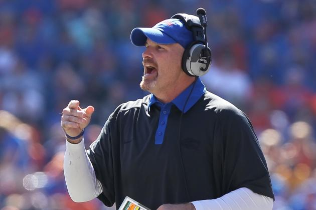 Dan Quinn Leaves Gators for Seahawks