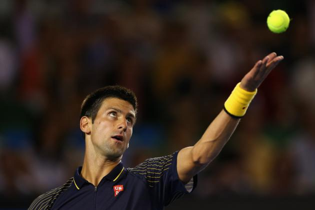 Australian Open 2013: Novak Djokovic Is Poised to Repeat
