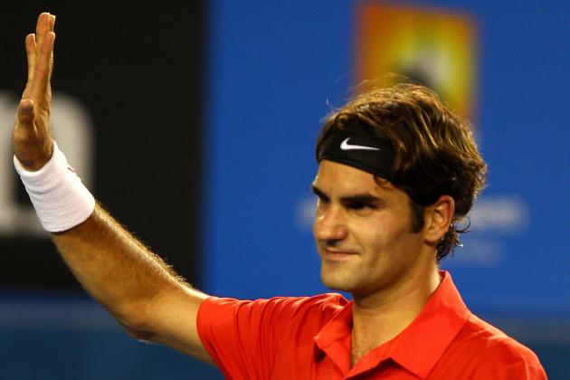 Australian Open 2013: Roger Federer Will Pass Early Test from Bernard Tomic