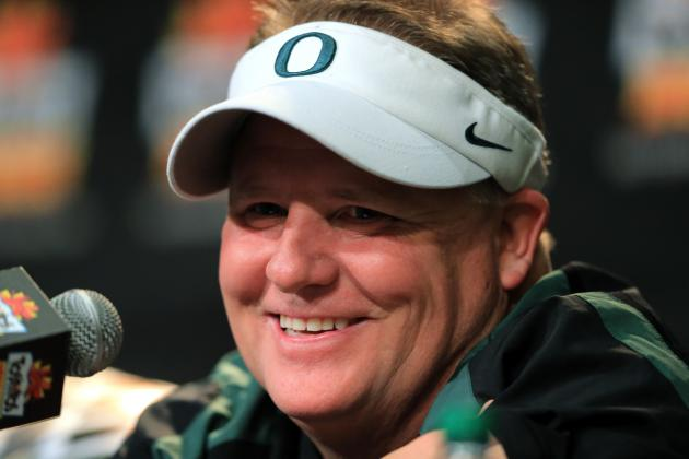 Is Chip Kelly Pulling a Pete Carroll with Potential NCAA Sanctions Coming Down?