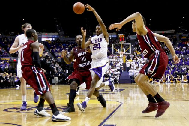 Frustrated LSU Left to Wonder After South Carolina's Overtime Triumph