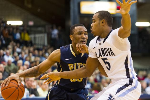Villanova Falters Late, Loses to Pittsburgh