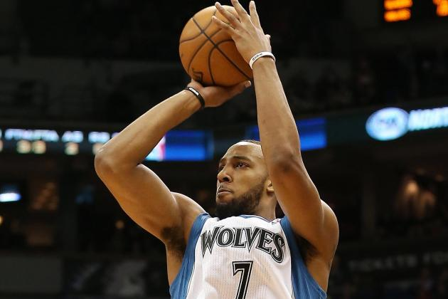 Timberwolves Shopping Derrick Williams: Hoops Rumors
