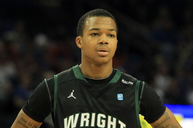 Arceneaux Leads Revitalized Wright State