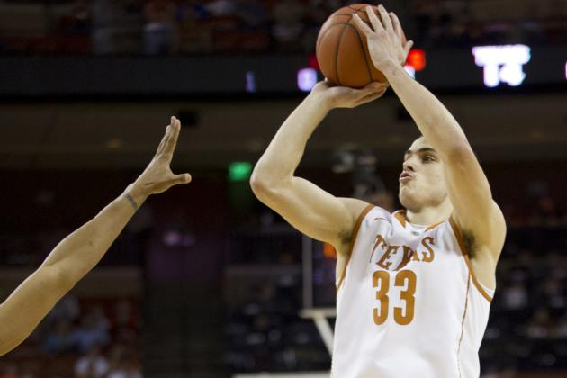 Men's Basketball Preview: Texas vs. Kansas
