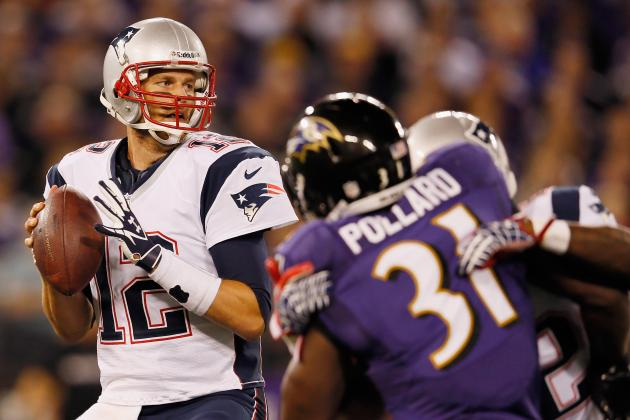Ravens vs. Patriots Predictions: Best Prop Bets for AFC Championship Game