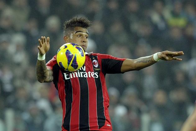 AC Milan's Kevin-Prince Boateng Invited to United Nations Event