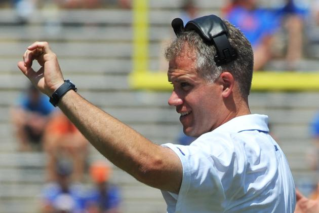 Report: Florida to Name Durkin Next DC
