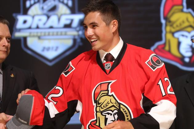 Senators Reduce Training Camp Roster by Two Players