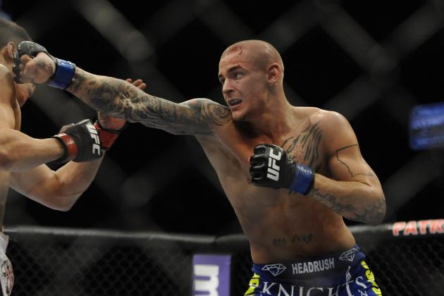 UFC on Fuel 7: Dustin Poirier Replaces Injured Dennis Siver; Faces Cub Swanson