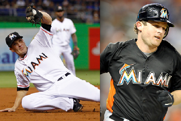 Miami Marlins Bring Back Nick Green and Austin Kearns for 2013