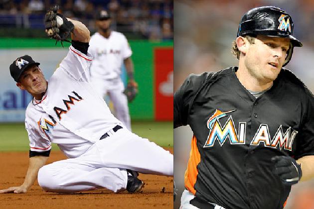 Miami Marlins Bring Back Nick Green and Austin Kearns for 2013