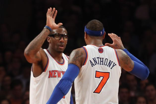 NBA Gamecast: Knicks vs. Pistons