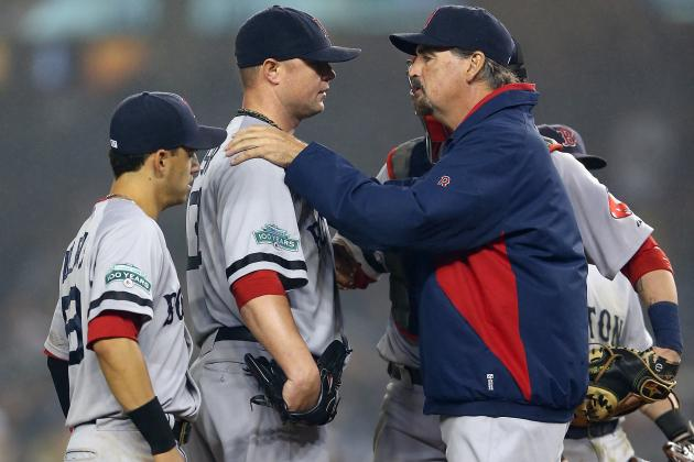 Projecting the Starting Rotation for the 2013 Boston Red Sox