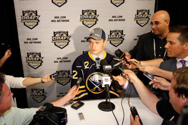 Buffalo Sabres: Why They Need to Keep Mikhail Grigorenko This Year