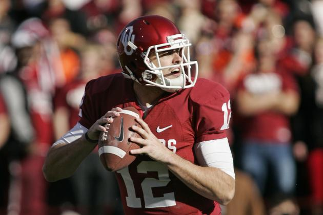 Why Landry Jones Will Boost His Stock at the Senior Bowl