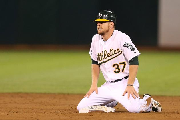 A's Smith, Blevins, Moss File for Arbitration