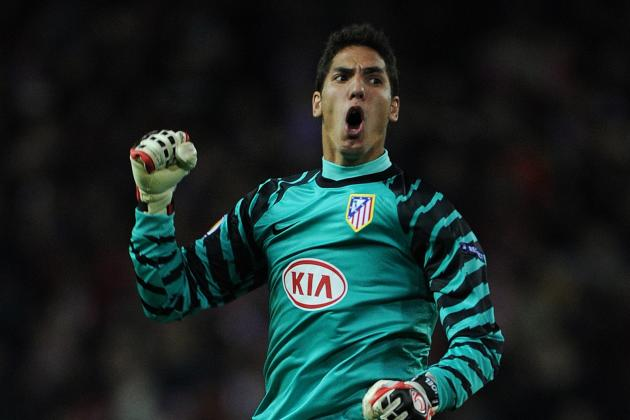 Wigan Seal Loan Deal for Atletico Madrid Goalkeeper Joel Robles