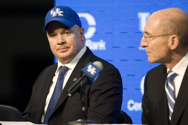 "Mark Stoops: ""Base of Program Is Recruit, Recruit, Recruit"""