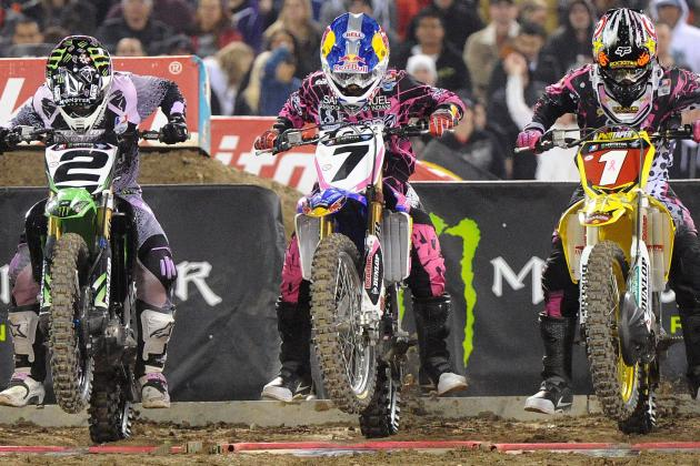 CBS Coverage of Supercross Provides Increased Exposure for the Sport