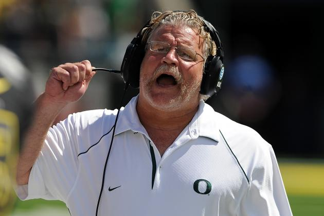 Report: Multiple UO Assistants to Join Chip Kelly in Philly