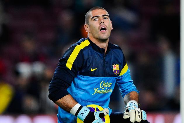 Barcelona Goalkeeper Victor Valdes Rules out New Deal
