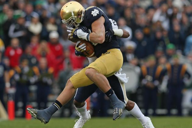 NFL Draft 2013: Breaking Down Top Tight End Prospects
