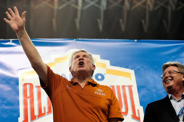 Why Is Everybody so Convinced This Is a Make or Break Year for Mack Brown?