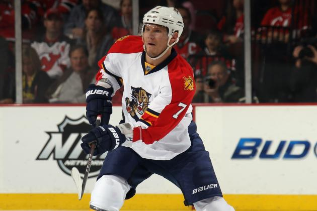 Report: Panthers Sign RFA Kulikov to Two-Year Deal