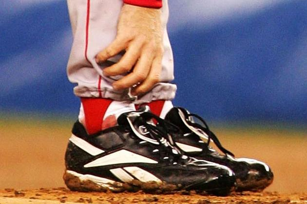Curt Schilling Selling off 2nd Most Famous Bloody Sock at Auction