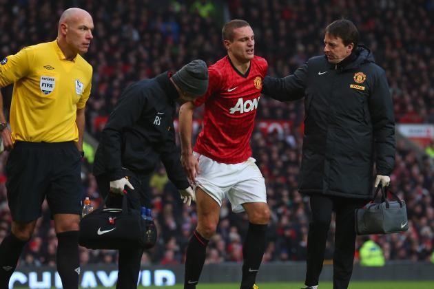 Manchester United: What Their Defenders' Health Means for the Rest of the Season