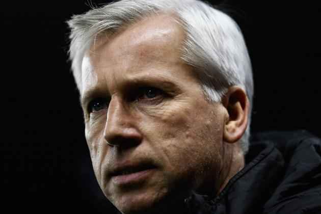 Alan Pardew Says Newcastle United Must Recruit to Avoid Relegation