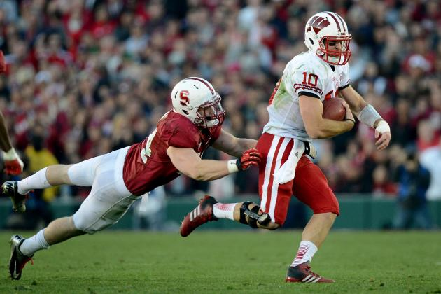 Wisconsin Quarterback Phillips Granted 6th Year
