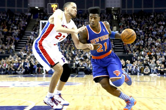 NY Knicks vs. Detroit Pistons in London: Live Score, Analysis and Highlights